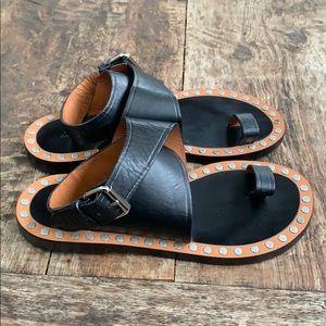 Isabel Marant Circus Maximus sandals size 38.